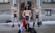 Protesta con le Femen