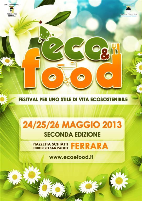 Manifestazione sull'ecologia e il cibo sostenibile!