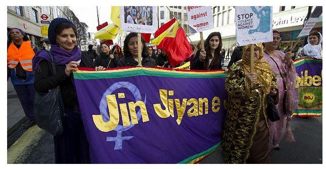 Movimento Europeo delle Donne Kurde