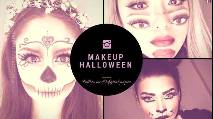 DIY Halloween Makeup 🎃: aggressiva, romantica o social? Scopri iltuo!